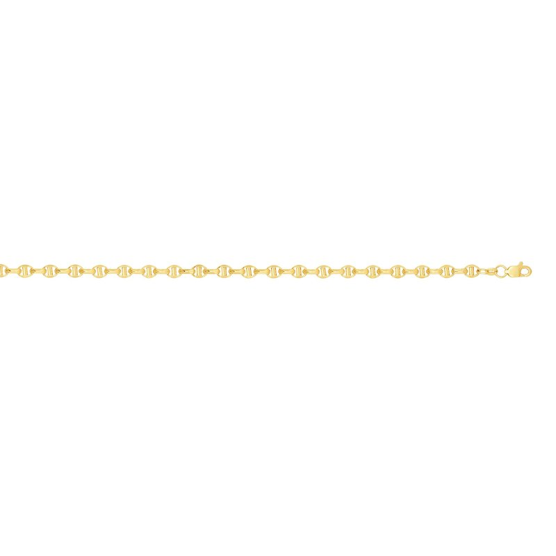 Royal Chain 14K Gold 4.5mm Lite Anchor Chain
