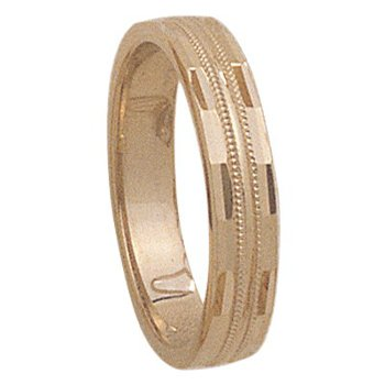 4mm 2T85 Ladies Wedding Band