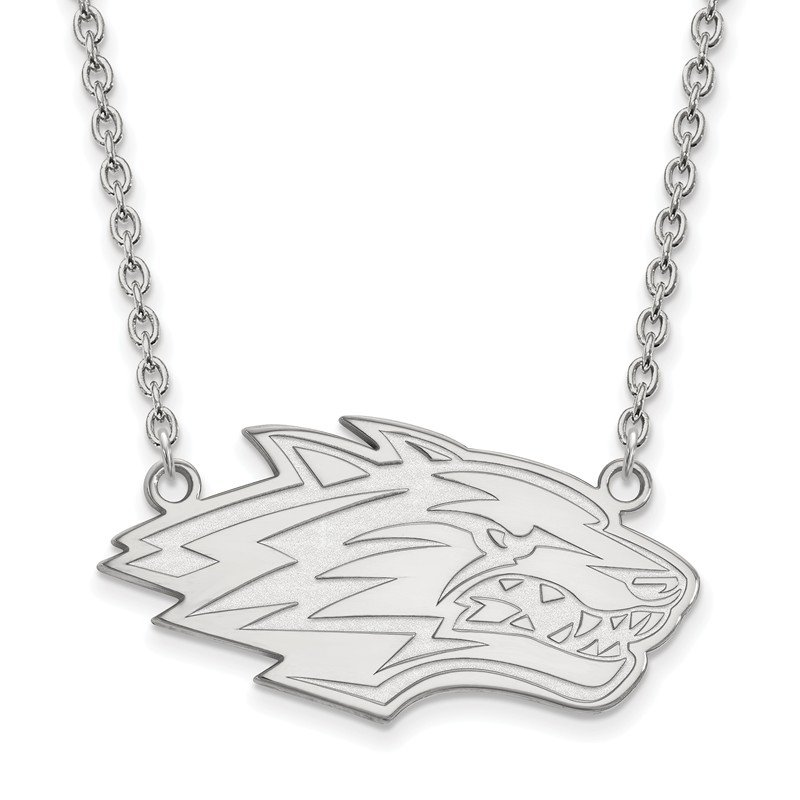 NCAA Gold University of New Mexico NCAA Necklace