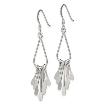 Sterling Silver Fancy Earrings