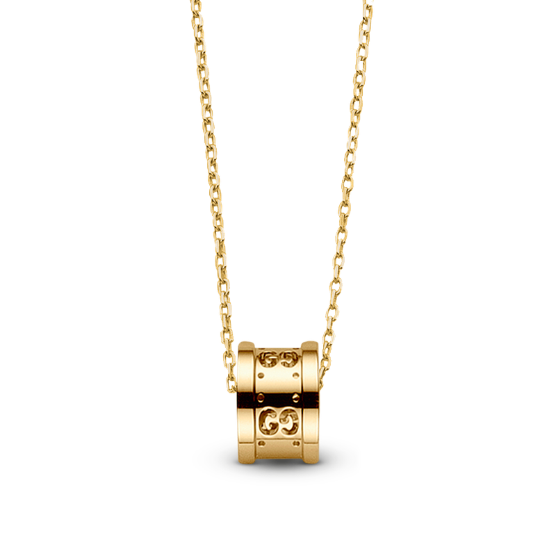 Gucci Fashion Jewelry Icon Twirl Necklace