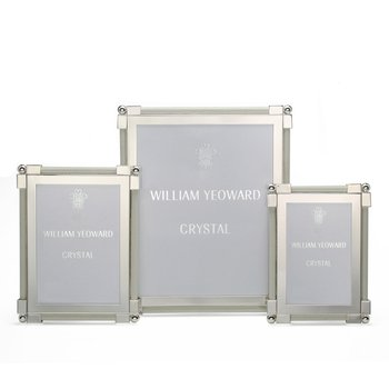 White Shagreen Frame Collection