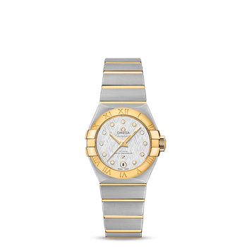 Constellation Constellation Omega Co-Axial Master Chronometer 27 mm