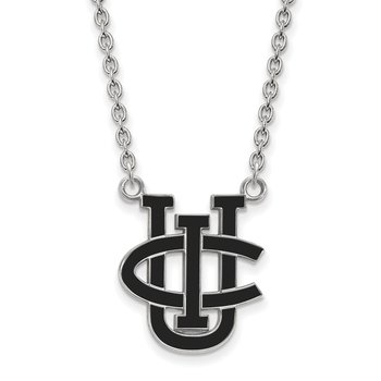 Sterling Silver University of California Irvine NCAA Necklace