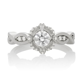 The Gabriella Crown Ring