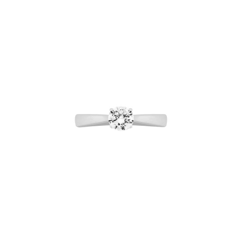 Veer Diamonds HAPPY DIAMOND SCROLL RING