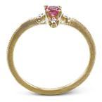 Simon G LR2664-Y COLOR RING