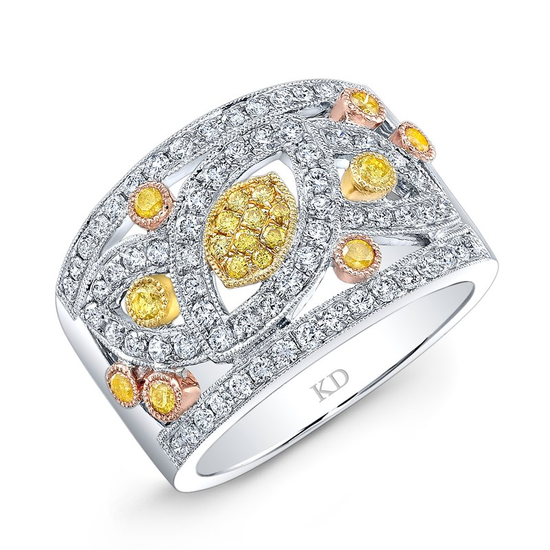 Kattan Diamonds & Jewelry LRFA5517YD