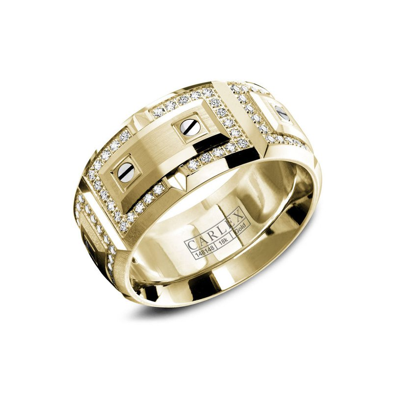Carlex Carlex Generation 2 Mens Ring WB-9851YY