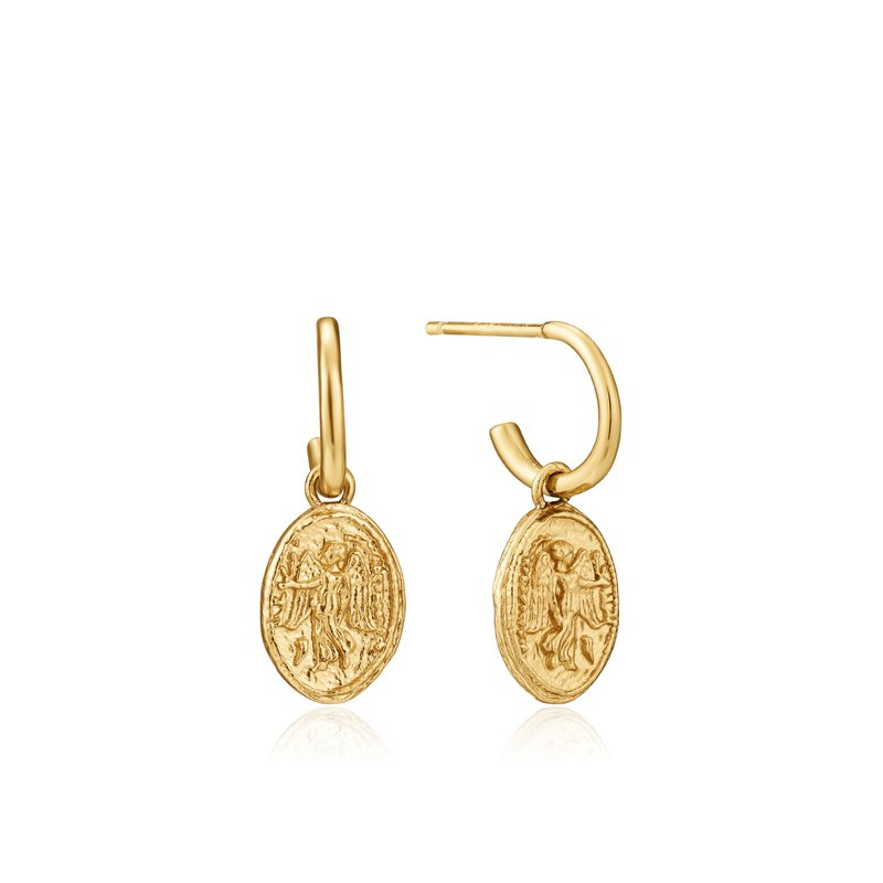 Ania Haie Nika Mini Hoop Earrings