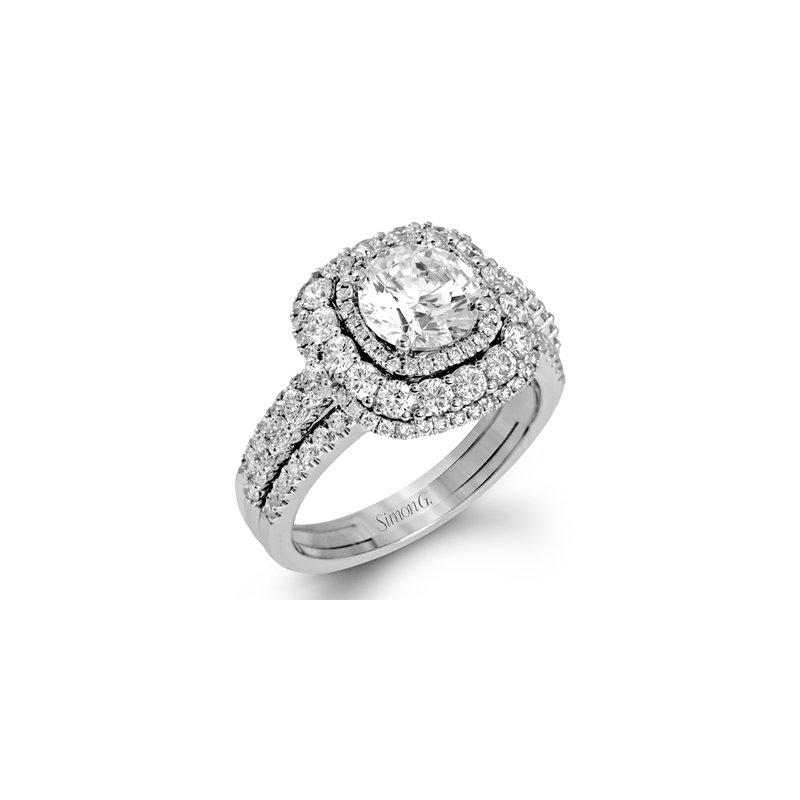 Simon G MR2822 ENGAGEMENT RING