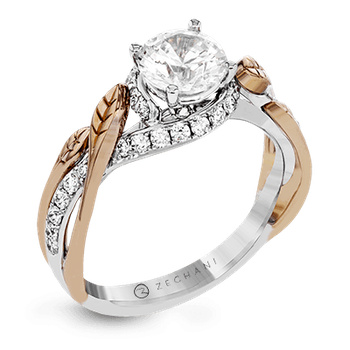 ZR1389 ENGAGEMENT RING