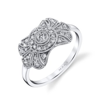 MARS 26883 Fashion Ring, 0.35 Ctw.