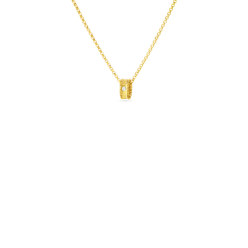 #28466 Of 18Kt Gold Princess Necklace With Diamonds