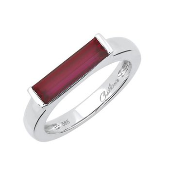 Ruby Ring-CR13125WRU