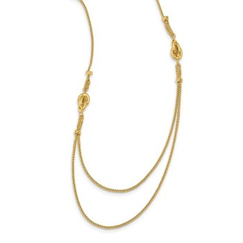 14K Fancy Necklace