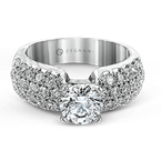 Zeghani ZR114 ENGAGEMENT RING