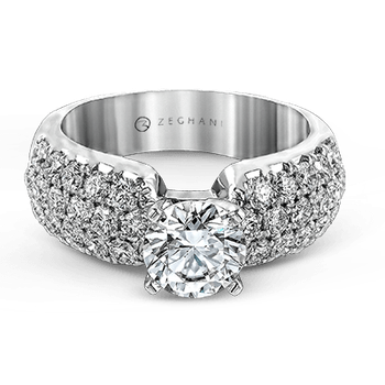 ZR114 ENGAGEMENT RING