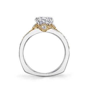 MARS Jewelry - Engagement Ring 26043TT
