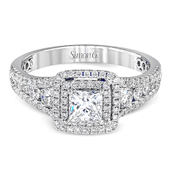MR2589 ENGAGEMENT RING