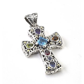 Inspiration Cross Pendant