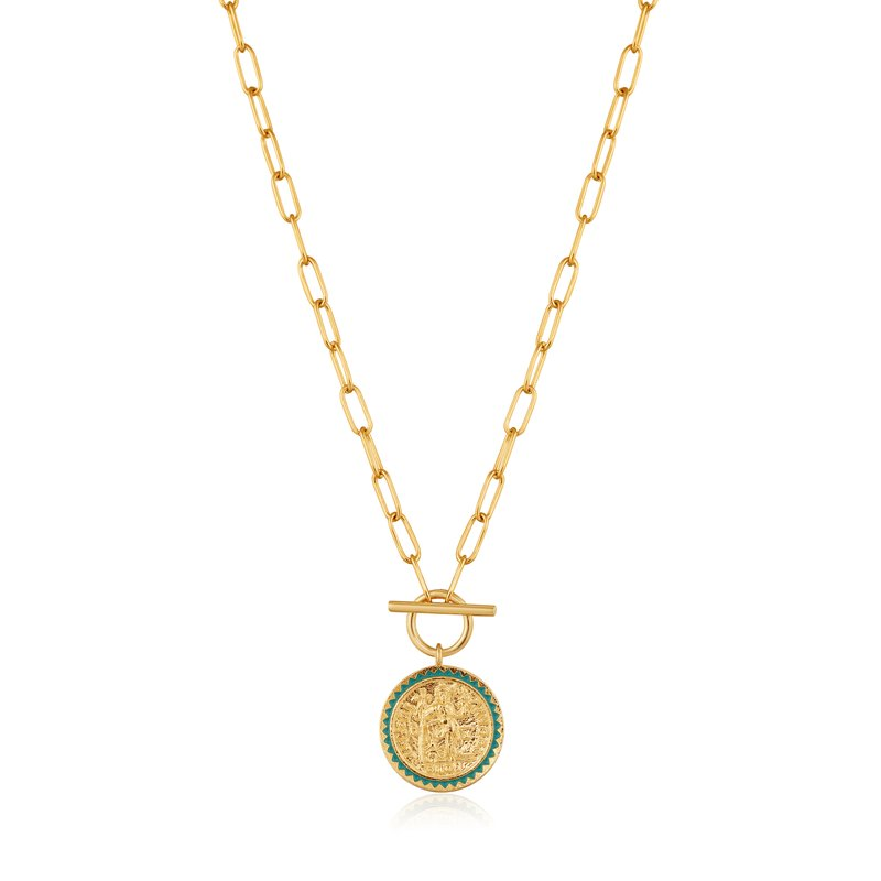 Ania Haie Emperor T-Bar Necklace