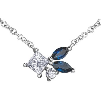 Maple Leaf Diamonds™ Necklace