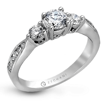ZR126 ENGAGEMENT RING