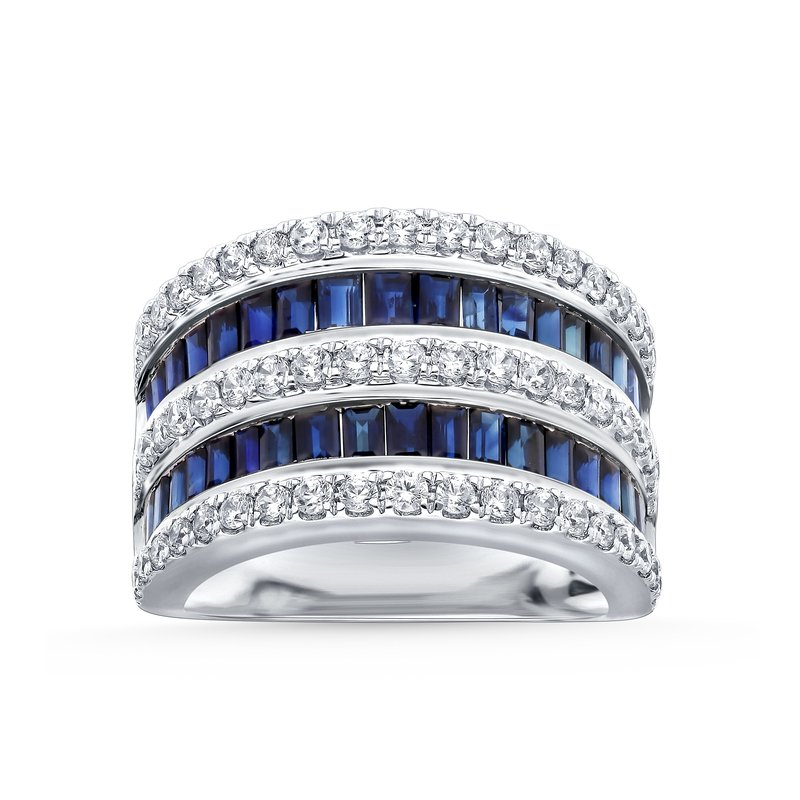 Low Cost Luxury 14K 1.09Ct Diamond Band