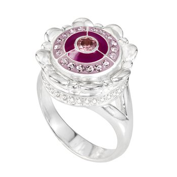 Kameleon Crown Ring