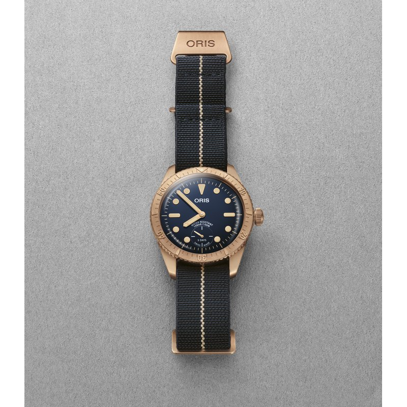 Oris ORIS CARL BRASHEAR CALIBRE 401 LIMITED EDITION