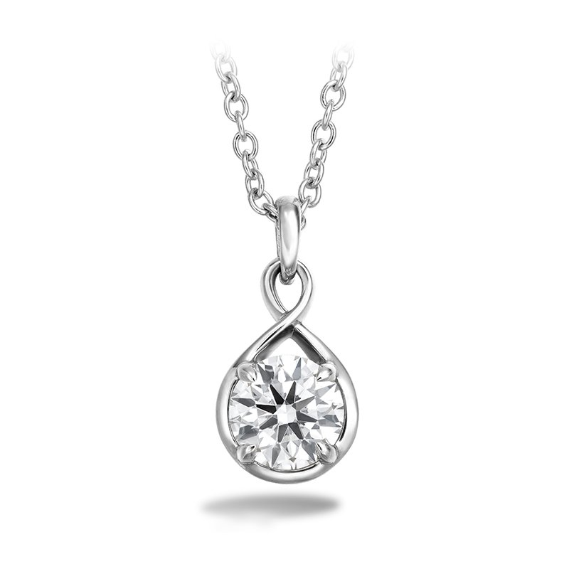Hearts on Fire 0.49 ctw. Optima Drop Pendant