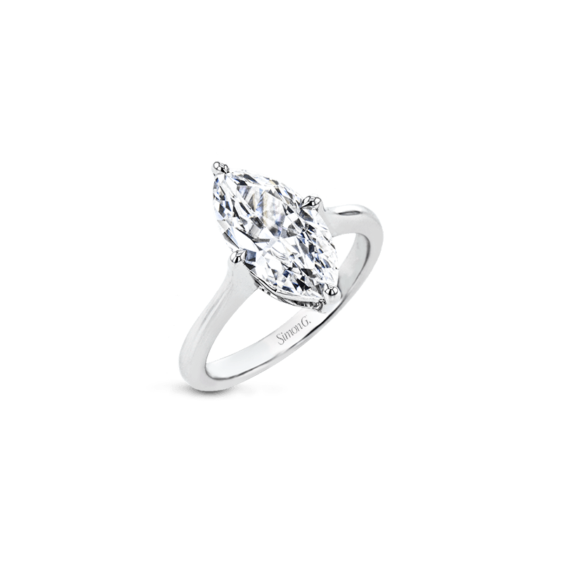 Simon G PR145 ENGAGEMENT RING