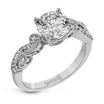 TR712 ENGAGEMENT RING
