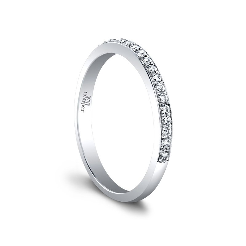 Jeff Cooper Callie Wedding Band