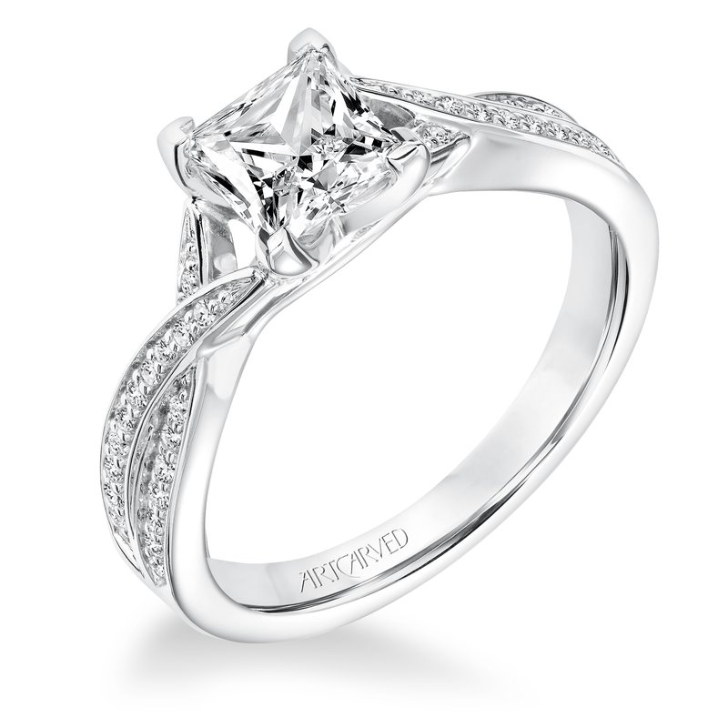 ArtCarved ArtCarved London Diamond Engagement Mounting