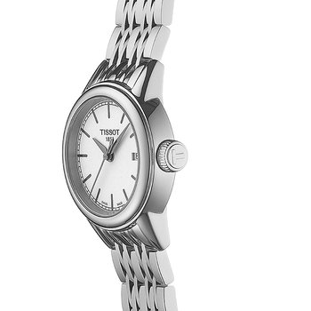 Carson Women's Quartz Watch with Stainless Steel Bracelet