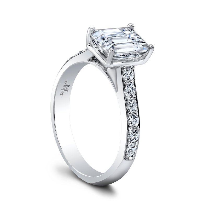 Jeff Cooper Caley Engagement Ring