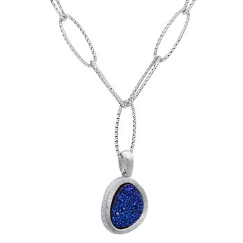 Drusy Royale Necklace