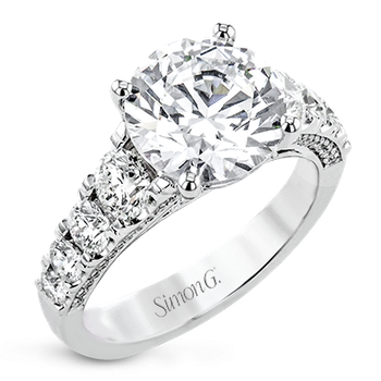 LR2800 ENGAGEMENT RING