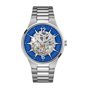 Blue Dial Men's Automatic Watch