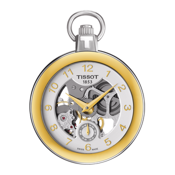 Tissot Pocket Mechanical Skeleton