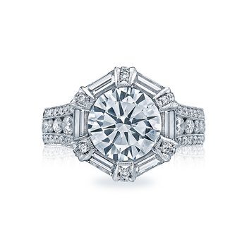 Tacori Women's Engagement Ring - HT2603RD95