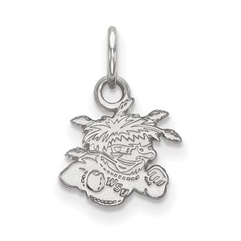 Sterling Silver Wichita State University NCAA Pendant