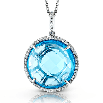 ZP647 COLOR PENDANT