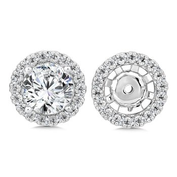 Diamond Earing Jacket ( .39 tw )