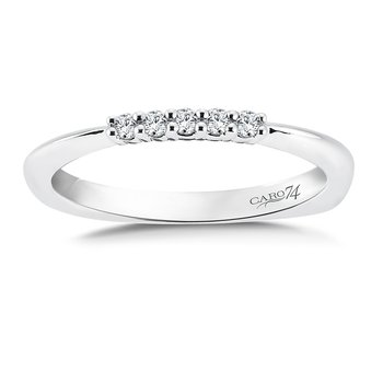 Wedding Band (0.098ct. tw.)