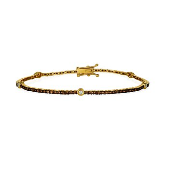 14K Honey Gold™ Bracelet