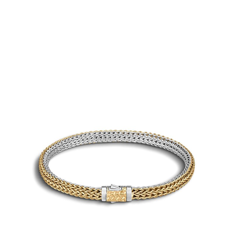 John Hardy Classic Chain Extra-Small Reversible Bracelet