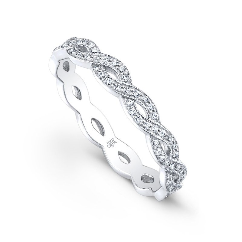 Beverley K Diamond Infinity Band